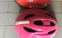 Caschetto per bici bimbo e bimba