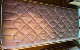 Materassi e reti metalliche singoli