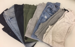SOLO PER ASSOCIAZIONI O ENTI NO PROFIT  : pantaloni bambino